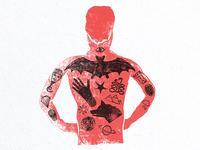 Rosé Tattoo