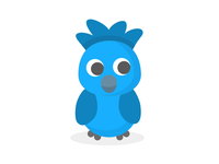 Twitter Character (Animated)