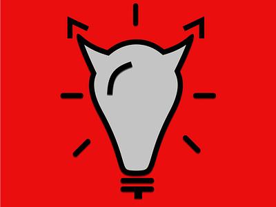 Darkest side logo vector design