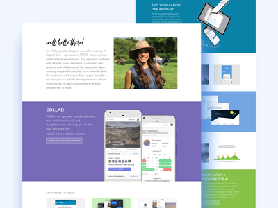 Portfolio uiux design angularjs about me portfolio