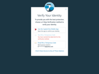 One Time Pin Verification