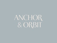 Anchor & Orbit Logo