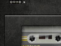 Deck Counter & Cassette