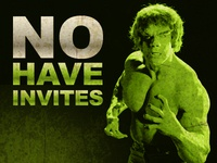 Hulk No Have Invites
