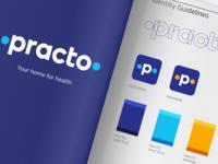 Practo - New look and identity