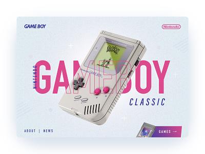 Gameboy 90s