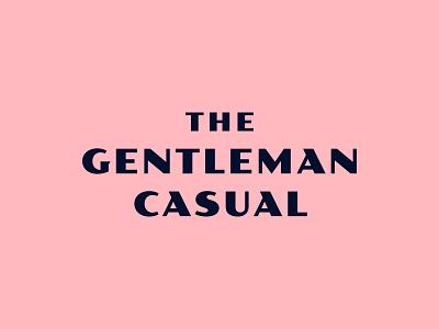 The Gentleman Casual blog crest badge g football fashion brand logo casual gentleman