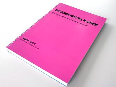 Design Practice Playbook Print Proof design practice design playbook book design print
