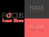Focus Gear Store Logo