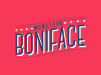 Monsieur Boniface Logo