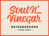 Soul N' Vinegar