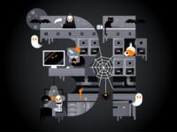 A Spooky Dooky October 31