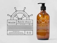 Mens wash