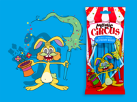 Magical Mr. Rabbit
