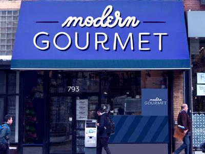 Modern Gourmet