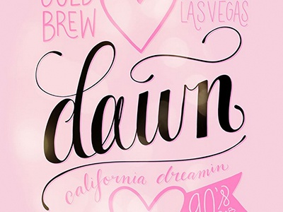 Dawn!