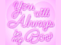 Be My Boo