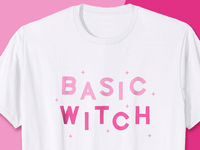 Just a Basic Witch this Halloween