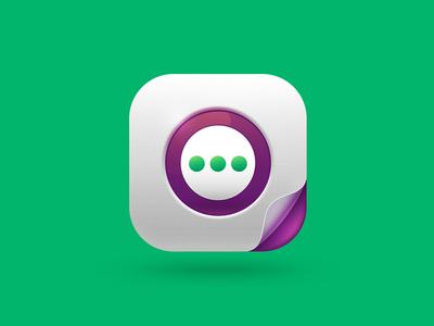 Megafon. Icon. Visual Identity