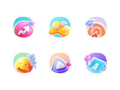icon 3d icon