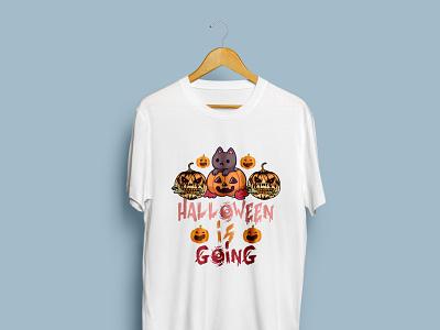 Halloween T-Shirt design. logo illustration design t-shirt trending t shirt trending fashion design custom t shirt clothing bulk t shirt