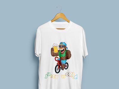 T-Shirt design logo illustration design t-shirt trending t shirt trending fashion design custom t shirt clothing bulk t shirt
