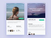 Surf Social Media App