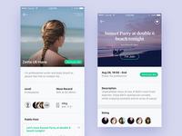 Surf Social Media App II