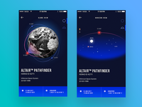 In-The-Sky.org mobile app Concept II