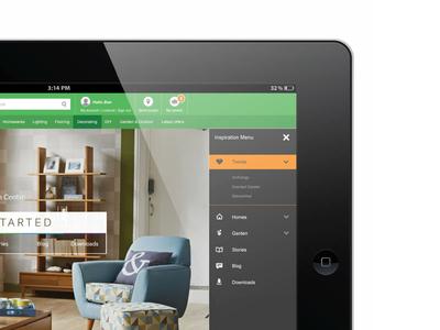 Inspiration Hub - Homebase responsive icon brand and identity flat design green homebase business ui concept design brand