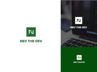 NevThe.Dev - Logo Concept