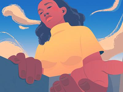 Breaking Free Pt.II | Good Company businesswomen busines office editorial illustration editorial illustration adobe illustrator