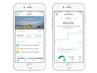 Wealthfront redesign