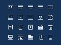 Travelex Icons