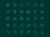 Azimo Icons