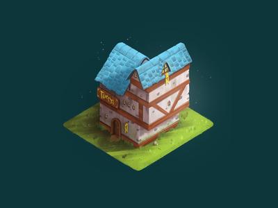 Tavern painting