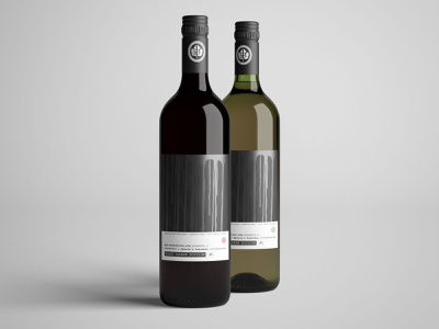 Black Square Series wine wine label packaging design label design illustration identity design branding and identity graphic design branding