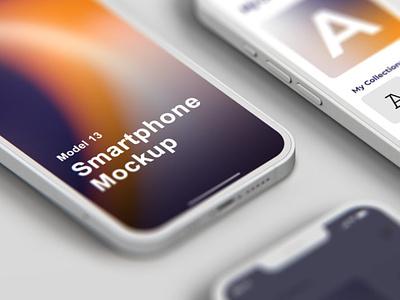 Phone 13 Mockup branding iphone 13 app figma sketch freebie free scene generator diy mockup iphone ux mobile ui phone scene creator ui download psd mockups mock-up mockup