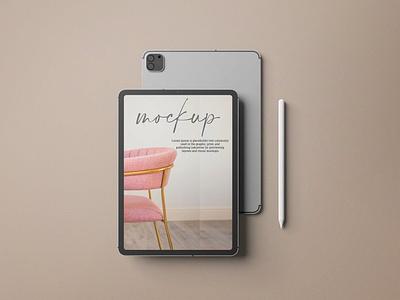 Tablet Mockups design ux presentation ui theme macbook mac laptop display simple clean realistic phone mockup smartphone device mockup abstract phone tablets tablet