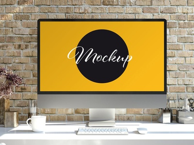 Devices Mockup Bundle website webpage web ux ui presentation theme macbook mac laptop display simple clean realistic phone mockup smartphone device mockup abstract phone