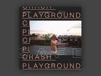 Crash Playground - Safe EP Cover