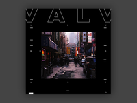Valv - New Ground EP Cover
