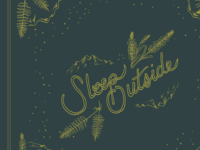 Sleep Outside Bandana