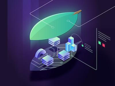Mongo DB Performance Monitoring illustration illustrations internal performance monitor data mongo