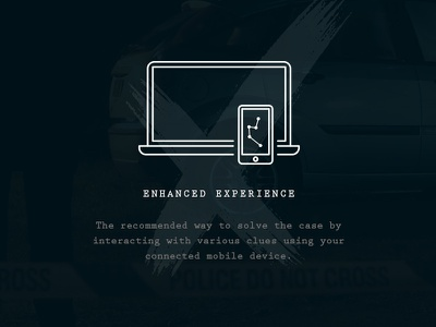 One-Four-Nine Select Experience animation desktop experience enhanced mobile websockets device illustration