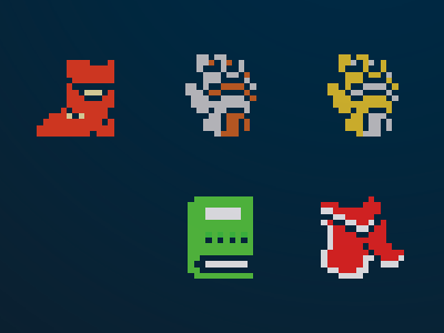 Zelda icons 2