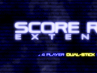 Score Rush Extended - Title Screen