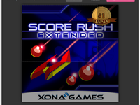 Score Rush Extended Box Art
