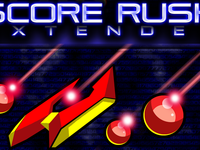 Score Rush Extended 撃点 (PS4) Box Art