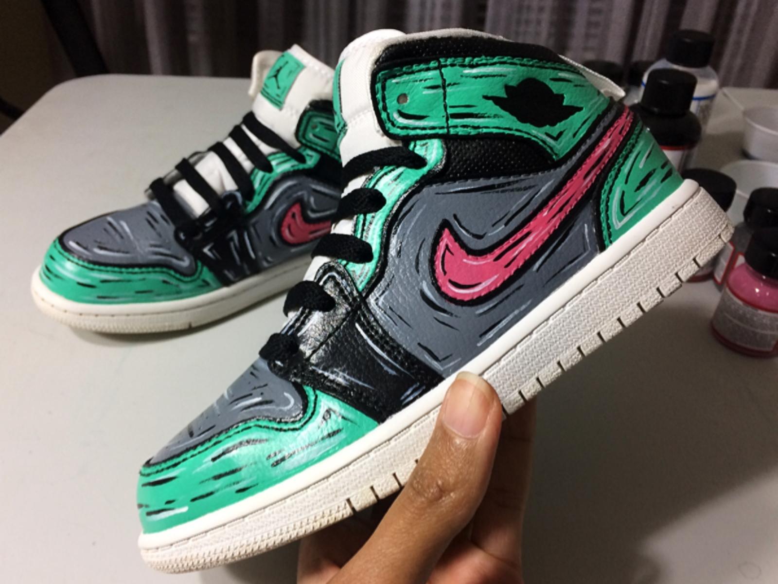 Air Jordan Custom designs, themes